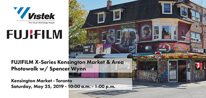 Kensington Market Photowalk Event Cover