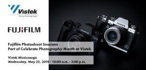 Fujifilm photoshoot Sessions Mississauga