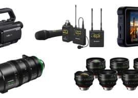 NAB 2019 – New Products from Sony, Canon, Fujinon & Atomos