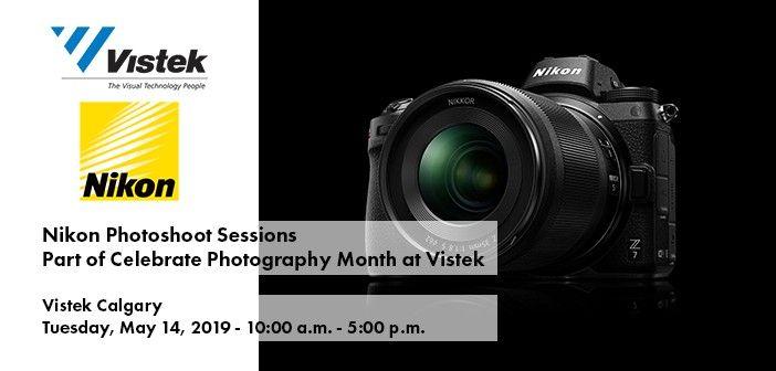 Nikon Photoshoot Sessions