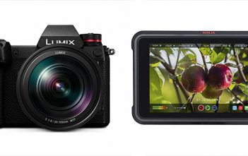 Panasonic S1 and Atomos Ninja V