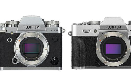 Fujifilm X-T3 & X-T30 Firmware Update Tweaks AF and Performance