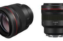 Canon RF 85mm f/1.2 lens