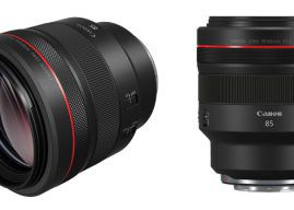 Canon RF 85mm f/1.2 Canon's Popular Portrait Lens Arrives for EOS R