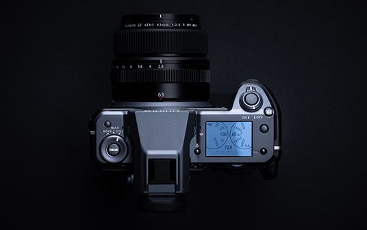 Fujifilm GFX100 – 102MP Medium Format Mirrorless Monster