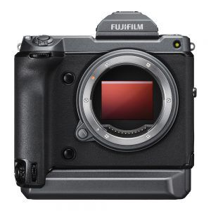 Fujifilm GFX100 FrontVertical+EVF