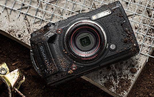 The Olympus TG-6 Is Ready for Anything, Anywhere