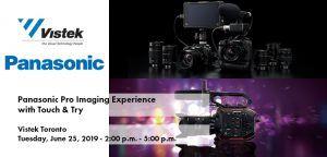 Panasonic Pro Imaging Event