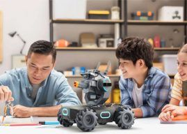 DJI RoboMaster S1 – Learn about robotics while battling your friends!