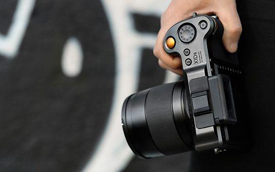 Hasselblad X1D II 50C & New XCD 35-75mm Lens