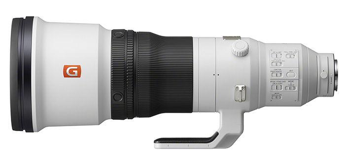Sony SEL FE 600mm Lens
