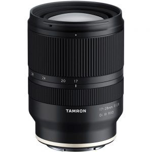 Tamron 17-28mm f/2.8 Di III RXD Lens for Sony E-Mount