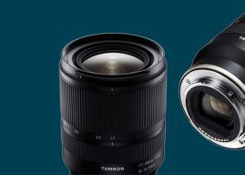 Tamron 17-28mm Compact, Ultra Wide-Angle Lens