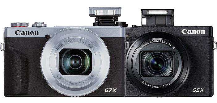 Canon PowerShot Cameras