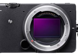 Sigma fp – A Full-Frame Camera That Fits in Your Pocket