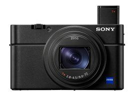 RX100 Mark VII: Sony puts pro-level features in a compact camera