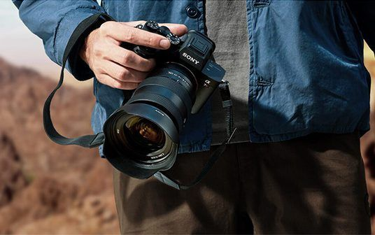 Sony Introduces the a7R IV, the World's First 61MP Full-frame Camera