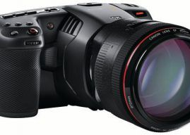 A New 6K Pocket Cine Camera from Blackmagic Design