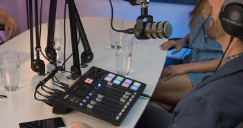 RØDECaster Pro 2.0 Firmware Update Now Available