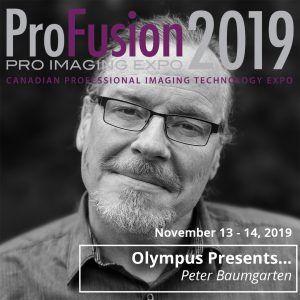 ProFusion Expo 2019 Speaker - Peter Baumgarten - Olympus