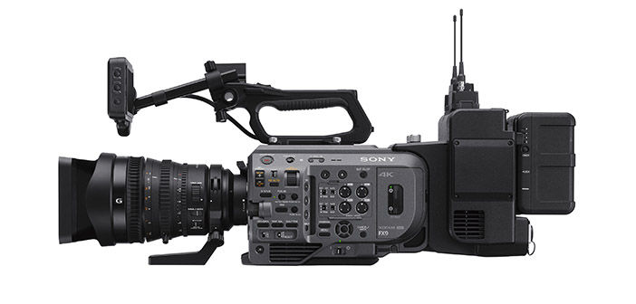 Sony FX9 Pro Camcorder