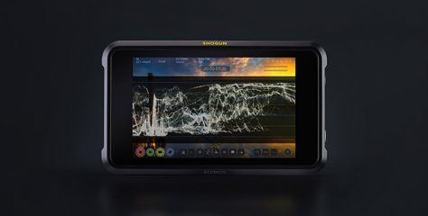 Atomos SHOGUN 7 Firmware Update Now Available