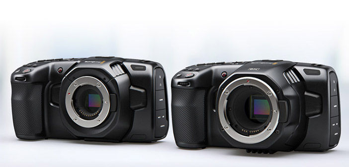 Blackmagic Camera 6.6 Cameras