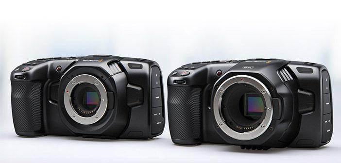 Blackmagic Camera 6.6 Cameras