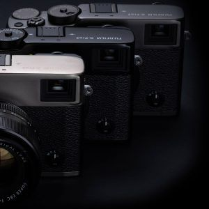 Fujifilm X-Pro3 Camera Finishes