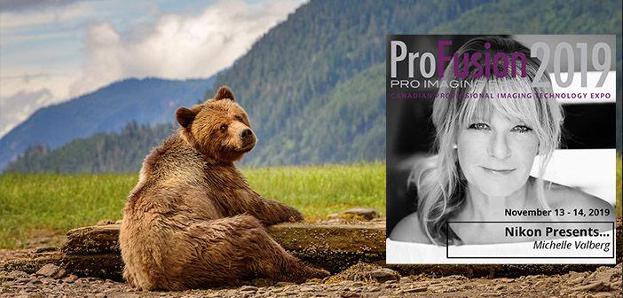 Michelle Valberg ProFusion Expo Cover