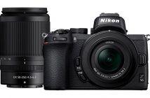 Nikon Z 50 with Lenses