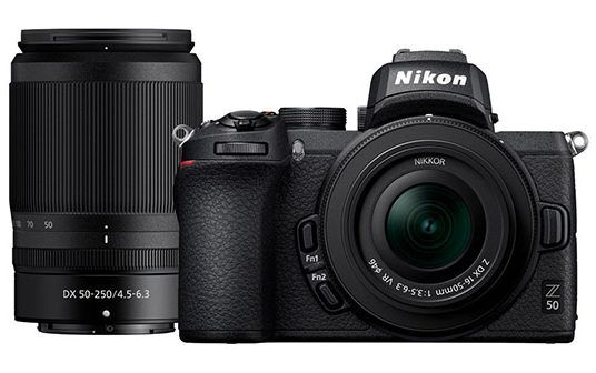 Nikon Z 50 – DX Format Z Series Mirrorless Camera