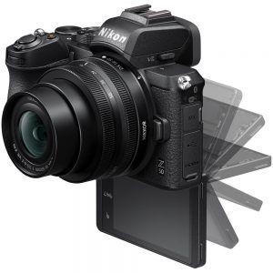 Nikon Z 50 Touchscreen