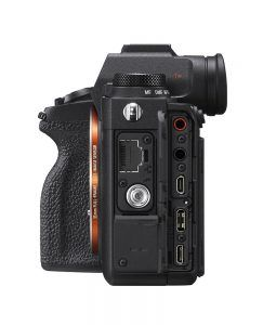 Sony a9 II Terminals