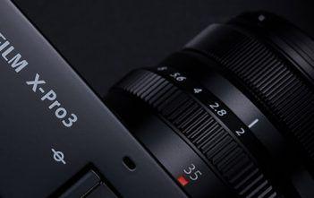 Fujifilm X-Pro3 Camera