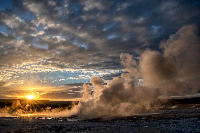 Yellowstone NP - Ken Hubbard