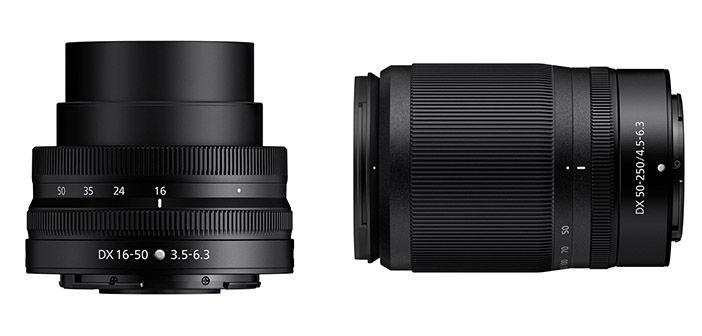 Nikon Z DX Lenses