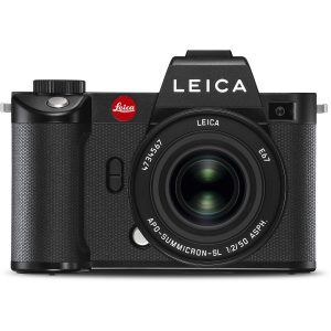 Leica SL2 Front view
