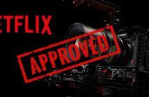 Panasonic S1H Netflix Approved