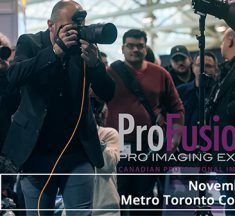 Renowned Imaging Brands Choose ProFusion Expo as Canadian Launch Pad for Production Tools