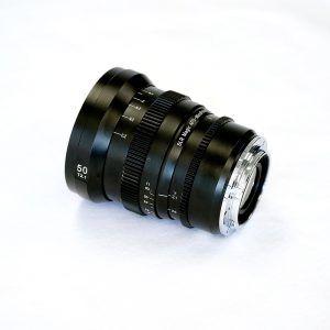 SLR Magic APO-MicroPrime 85mm t2.1