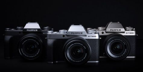 FUJIFILM X-T200: Something for Everyone, Especially Videographers…