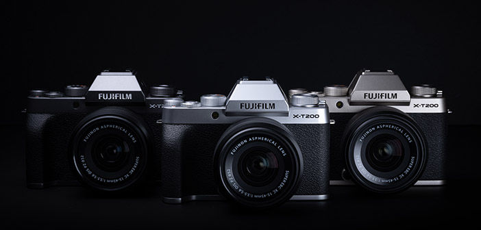 Fujifilm X-T200 Cameras