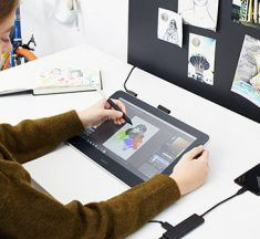 "Wacom Announces the ""Wacom One"" Creative Pen Display"