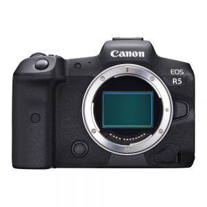 Canon EOS R5 Body with No Lens