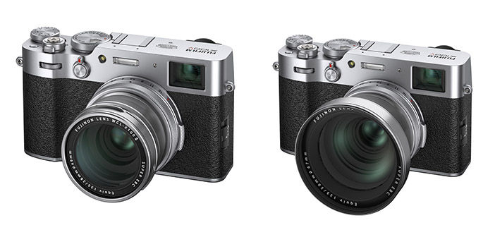 Fujifilm X100V Lens Attachments