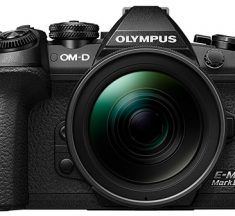 Olympus Unveils the OM-D E-M1 Mark III MFT Camera