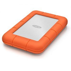 Digital Storage - LaCie Hard Drive