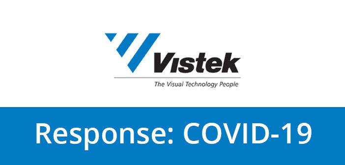 Vistek COVID-19 Response