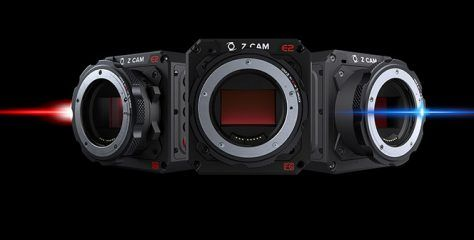 Z CAM E2 Series Firmware (ver. 0.98) Update Available